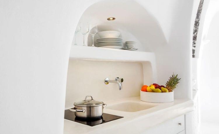 Luxury Private Villa in Santorini